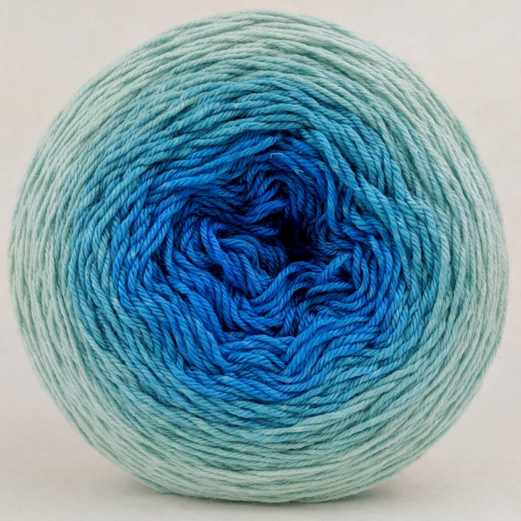 Peace, Love, and Understanding 150g Panoramic Gradient, Parasol, ready to ship