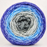 Knitcircus Yarns: Kindness is Everything 100g Panoramic Gradient, Ringmaster, ready to ship yarn