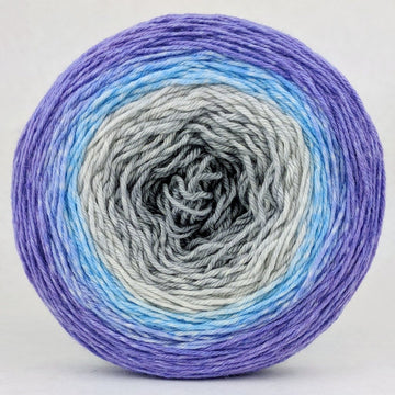 Knitcircus Yarns: Kindness is Everything 150g Panoramic Gradient, Parasol, ready to ship yarn