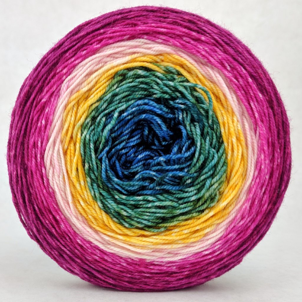 Technicolor Cowgirl 150g Panoramic Gradient, Trampoline, ready to ship