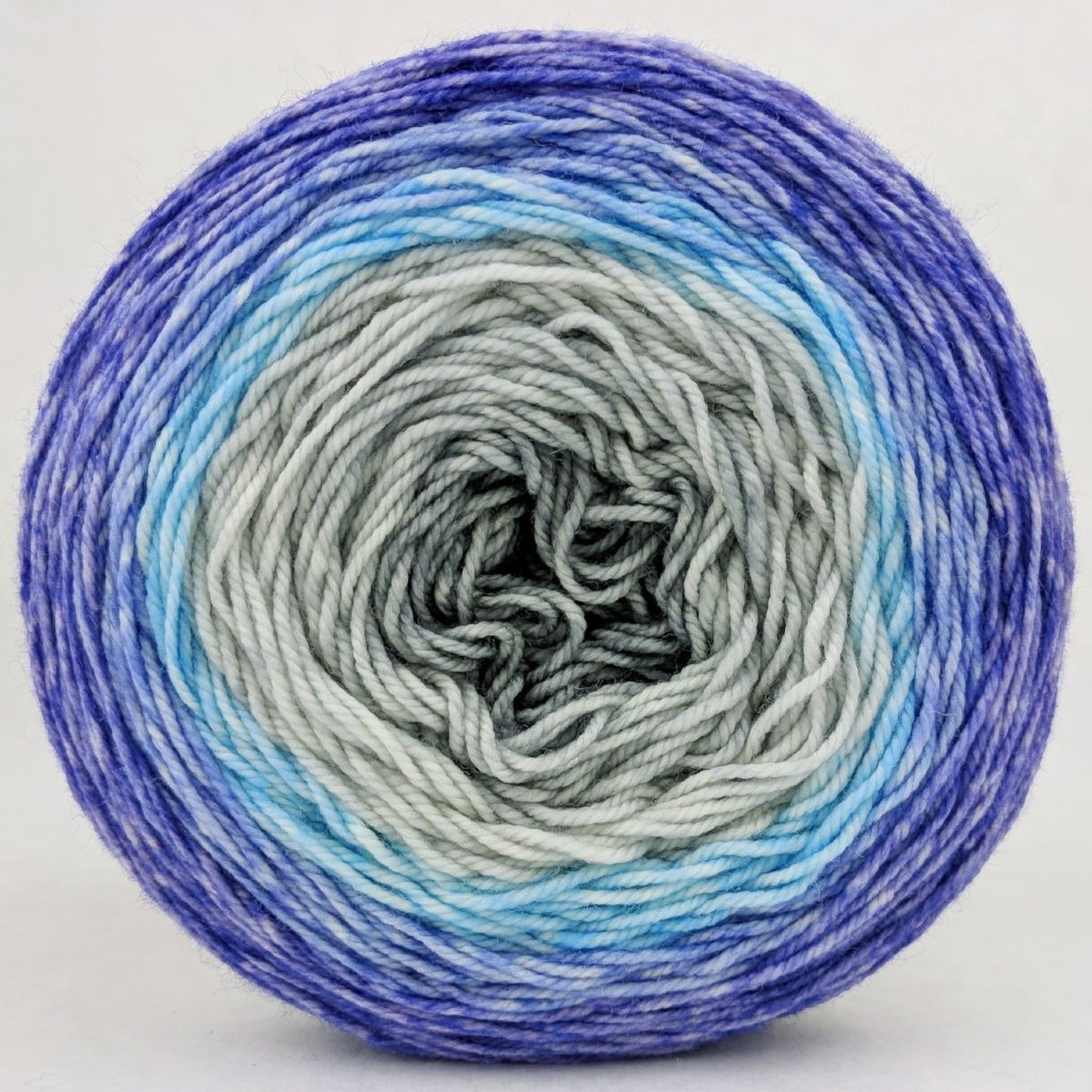Kindness is Everything 100g Panoramic Gradient, Trampoline, ready to ship