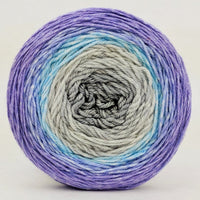 Knitcircus Yarns: Kindness is Everything 100g Panoramic Gradient, Parasol, ready to ship yarn
