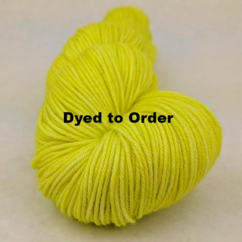 Appletini Kettle-Dyed Semi-Solid skeins, dyed to order