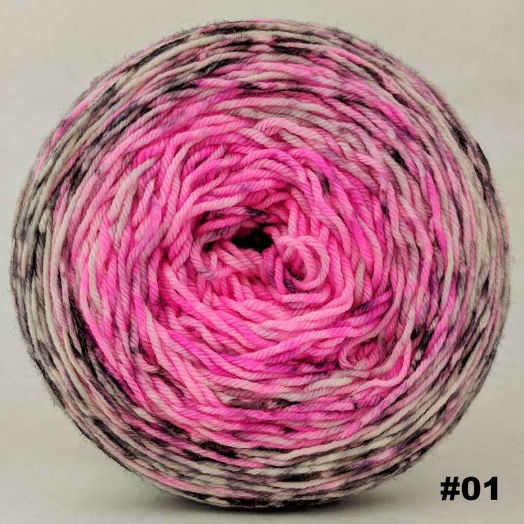 Groovy, Baby 100g Impressionist Gradient, Greatest of Ease, choose your cake, ready to ship