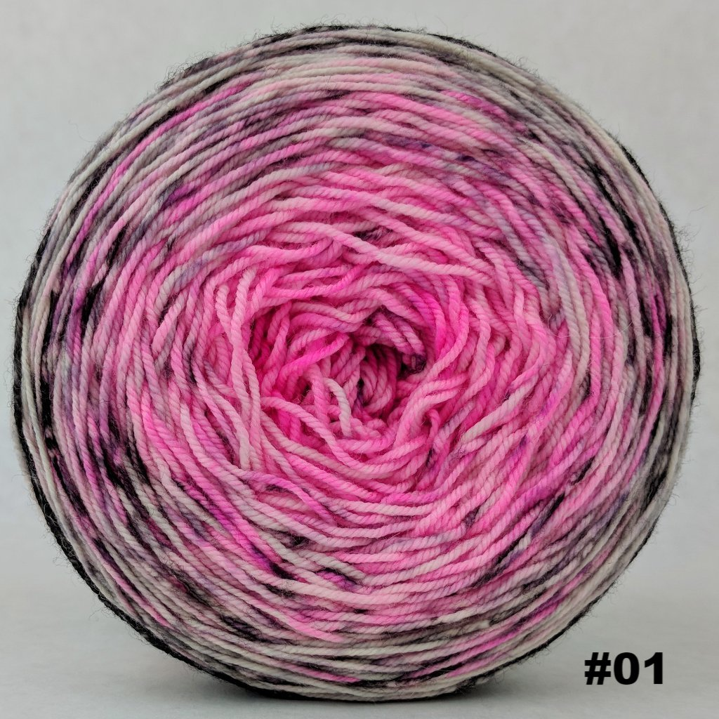 Groovy, Baby 150g Impressionist Gradient, Trampoline, choose your cake, ready to ship