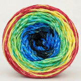 Go For The Gold 100g Gradient Stripes, Ringmaster, dyed to order