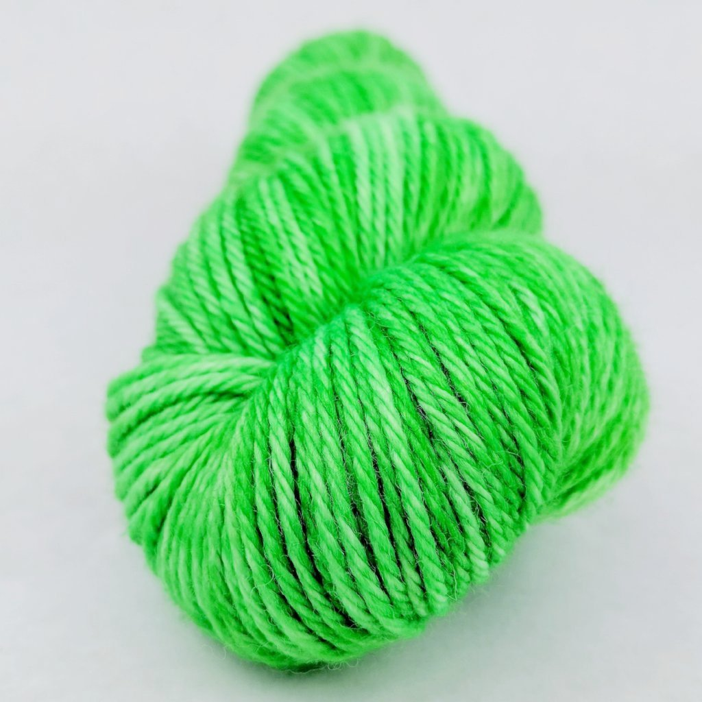 Backstage Pass 100g Kettle-Dyed Semi-Solid skein, Ringmaster, ready to ship