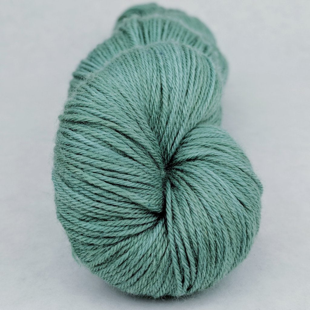 Shrubbery! 100g Kettle-Dyed Semi-Solid skein, Parasol, ready to ship