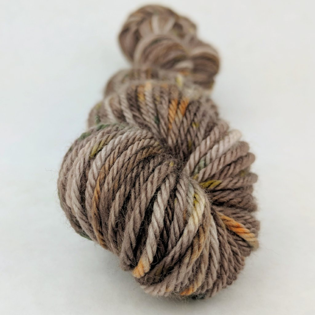 Fire Swamp 50g Speckled Handpaint skein, Ringmaster, ready to ship