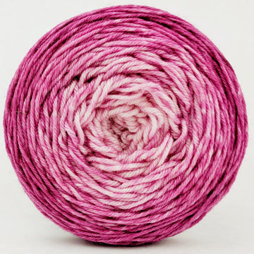 Knitcircus Yarns: A Rose By Any Other Name 100g Chromatic Gradient, Divine, ready to ship yarn