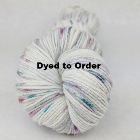 As You Wish Speckled Handpaint Skeins, dyed to order