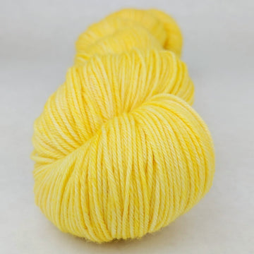 Knitcircus Yarns: Dizzying Intellect 100g Kettle-Dyed Semi-Solid skein, Greatest of Ease, ready to ship yarn