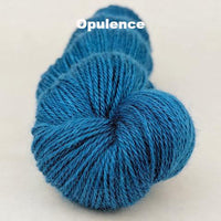 Knitcircus Yarns: Fly Me To The Moon Kettle-Dyed Semi-Solid skeins, dyed to order yarn
