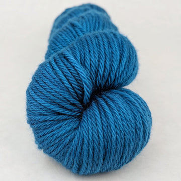 Knitcircus Yarns: Fly Me To The Moon 100g Kettle-Dyed Semi-Solid skein, Ringmaster, ready to ship yarn