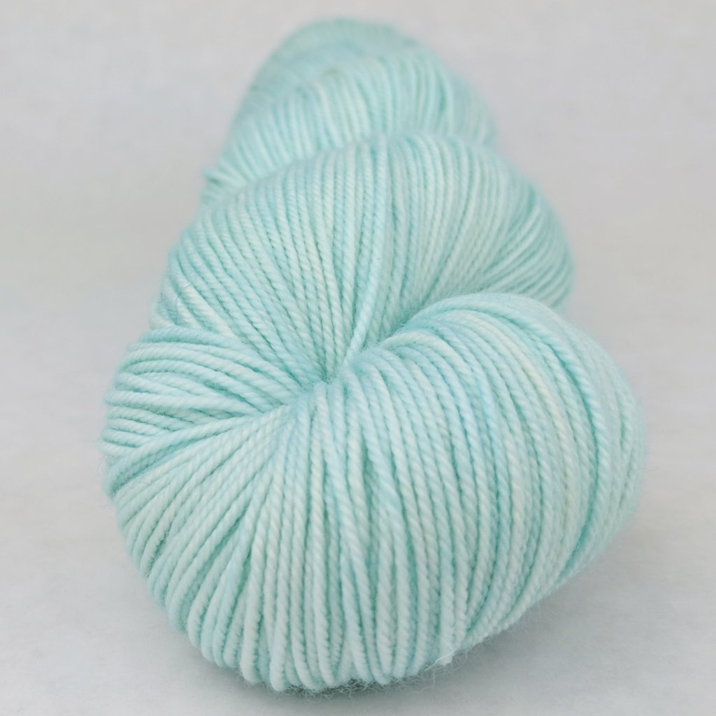 Miles To Go 100g Kettle-Dyed Semi-Solid skein, Trampoline, ready to ship