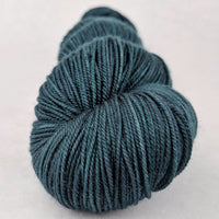 Knitcircus Yarns: Into The Woods 100g Kettle-Dyed Semi-Solid skein, Trampoline, ready to ship yarn