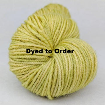 Knitcircus Yarns: Shark Bait Kettle-Dyed Semi-Solid skeins, dyed to order yarn