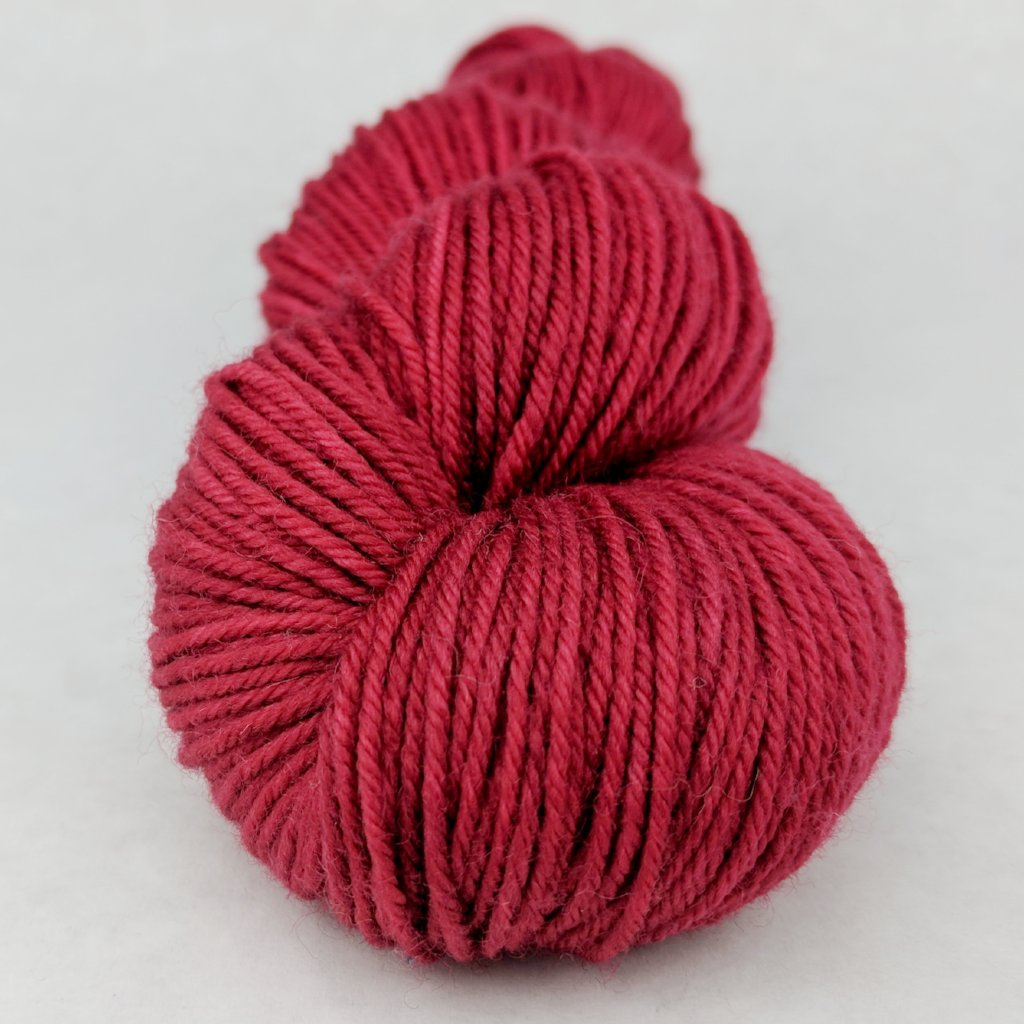 Jump Around 100g Kettle-Dyed Semi-Solid skein, Divine, ready to ship