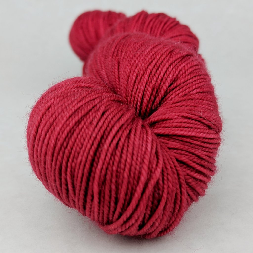 Jump Around 100g Kettle-Dyed Semi-Solid skein, Trampoline, ready to ship
