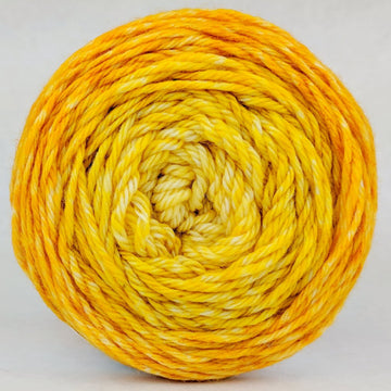 Knitcircus Yarns: All The Bacon And Eggs You Have 100g Chromatic Gradient, Ringmaster, ready to ship yarn