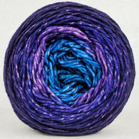 Knitcircus Yarns: The Knit Sky 100g Panoramic Gradient, Divine, ready to ship yarn