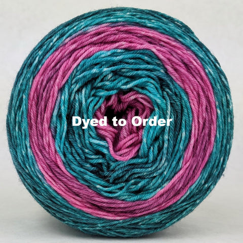 As You Wish 100g Repeating Gradient, Greatest of Ease, dyed to order