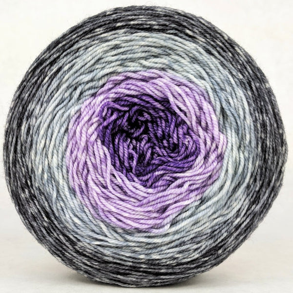 Knitcircus Yarns: Joie de Vivre 100g Panoramic Gradient, Trampoline, ready to ship yarn