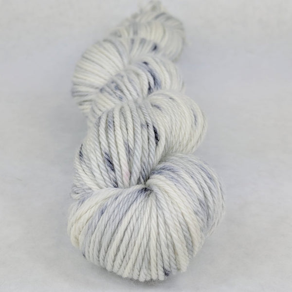 Knitcircus Yarns: Night Circus 100g Speckled Handpaint skein, Ringmaster, ready to ship yarn