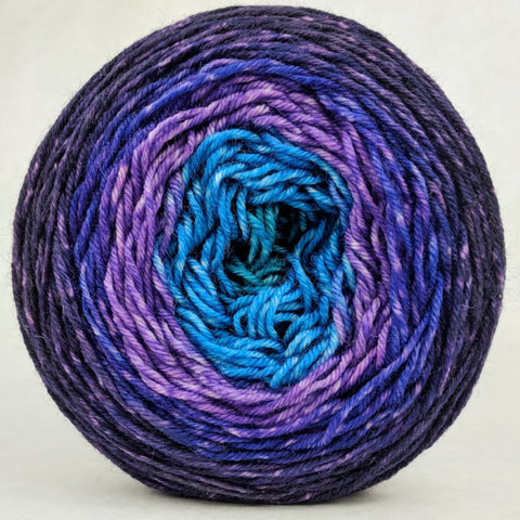 The Knit Sky 150g Panoramic Gradient, Divine, ready to ship