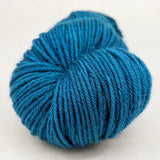 Fly Me To The Moon 100g Kettle-Dyed Semi-Solid skein, Divine, ready to ship