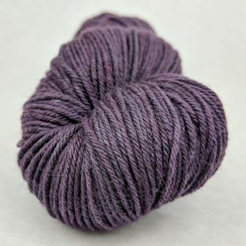 Knitcircus Yarns: Paris Twilight 100g Kettle-Dyed Semi-Solid skein, Greatest of Ease, ready to ship yarn