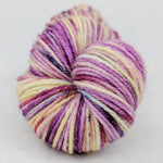 Knitcircus Yarns: And Many More 100g Speckled Handpaint skein, Divine, ready to ship - SALE