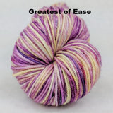 And Many More Speckled Handpaint Skeins, dyed to order