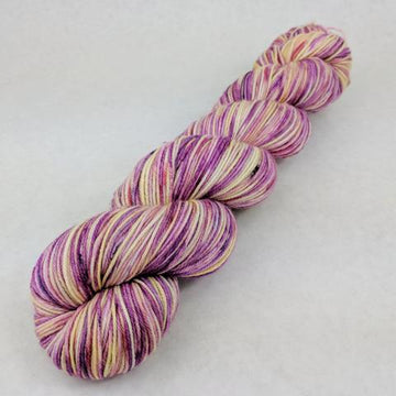 Knitcircus Yarns: And Many More 100g Speckled Handpaint skein, Greatest of Ease, ready to ship - SALE