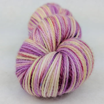 Knitcircus Yarns: And Many More 100g Speckled Handpaint skein, Opulence, ready to ship - SALE