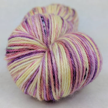 Knitcircus Yarns: And Many More 100g Speckled Handpaint skein, Parasol, ready to ship - SALE
