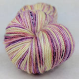 And Many More 100g Speckled Handpaint skein, Parasol, ready to ship