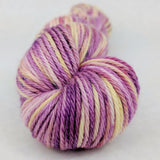 And Many More 100g Speckled Handpaint skein, Ringmaster, ready to ship