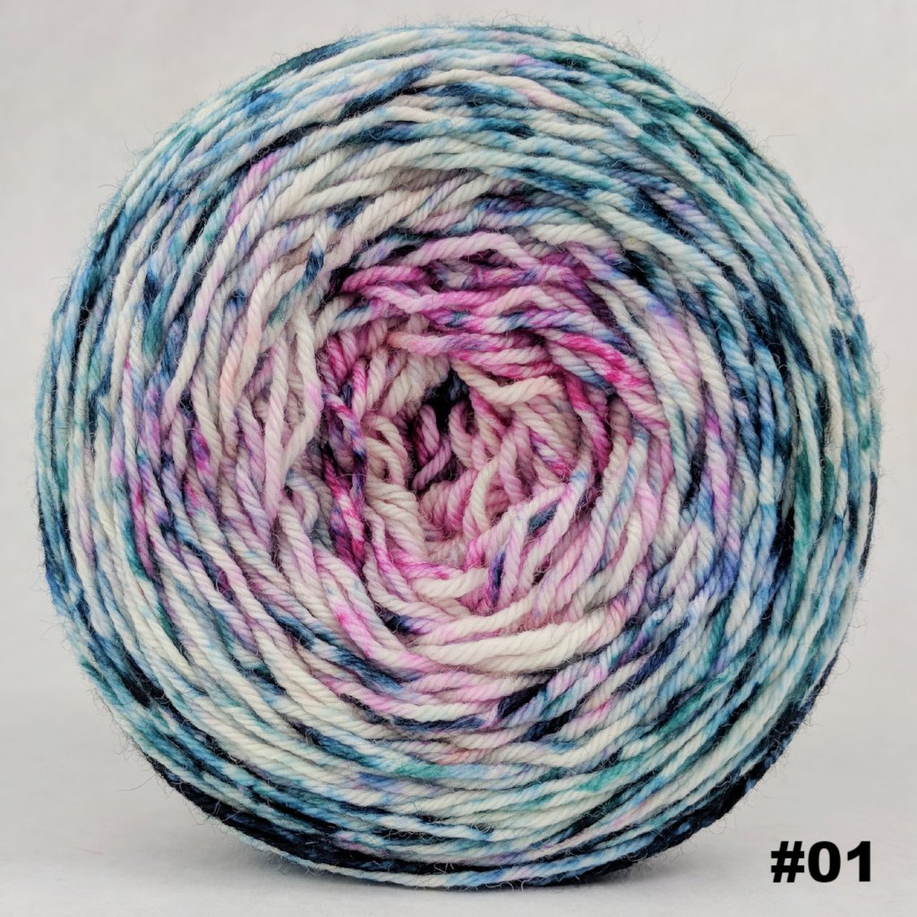 Hey Jude 150g Impressionist Gradient, Divine, choose your cake, ready to ship