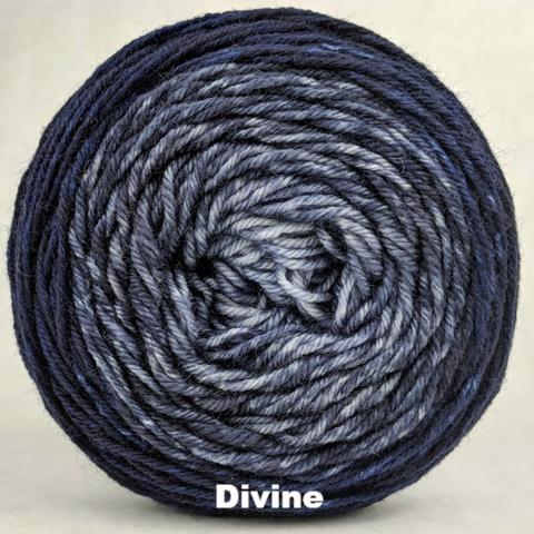 Knitcircus Yarns: Mithrandir Panoramic Gradient, dyed to order yarn