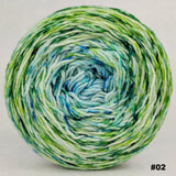 Frog and Toad 100g Impressionist Gradient, Greatest of Ease, choose your cake, ready to ship