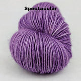 Purple Palace Kettle-Dyed Semi-Solid skeins, dyed to order