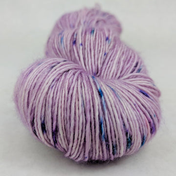 Knitcircus Yarns: The Knit Sky 100g Speckled Handpaint skein, Spectacular, ready to ship yarn