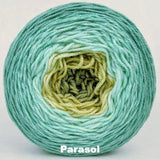 Release the Kraken Panoramic Gradient, dyed to order