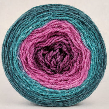 Knitcircus Yarns: As You Wish 100g Panoramic Gradient, Corriedale, ready to ship - SALE