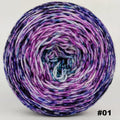 Knitcircus Yarns: The Knit Sky 100g Impressionist Gradient, Greatest of Ease, choose your cake, ready to ship yarn