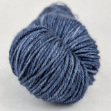 Cornflower 100g Kettle-Dyed Semi-Solid skein, Divine, ready to ship