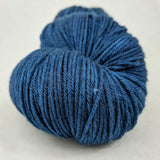 Marauder's Map 100g Kettle-Dyed Semi-Solid skein, Greatest of Ease, ready to ship