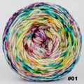 Knitcircus Yarns: Girls Run the World 100g Impressionist Gradient, Ringmaster, choose your cake, ready to ship yarn