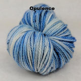 Owl Post Speckled Handpaint Skeins, dyed to order